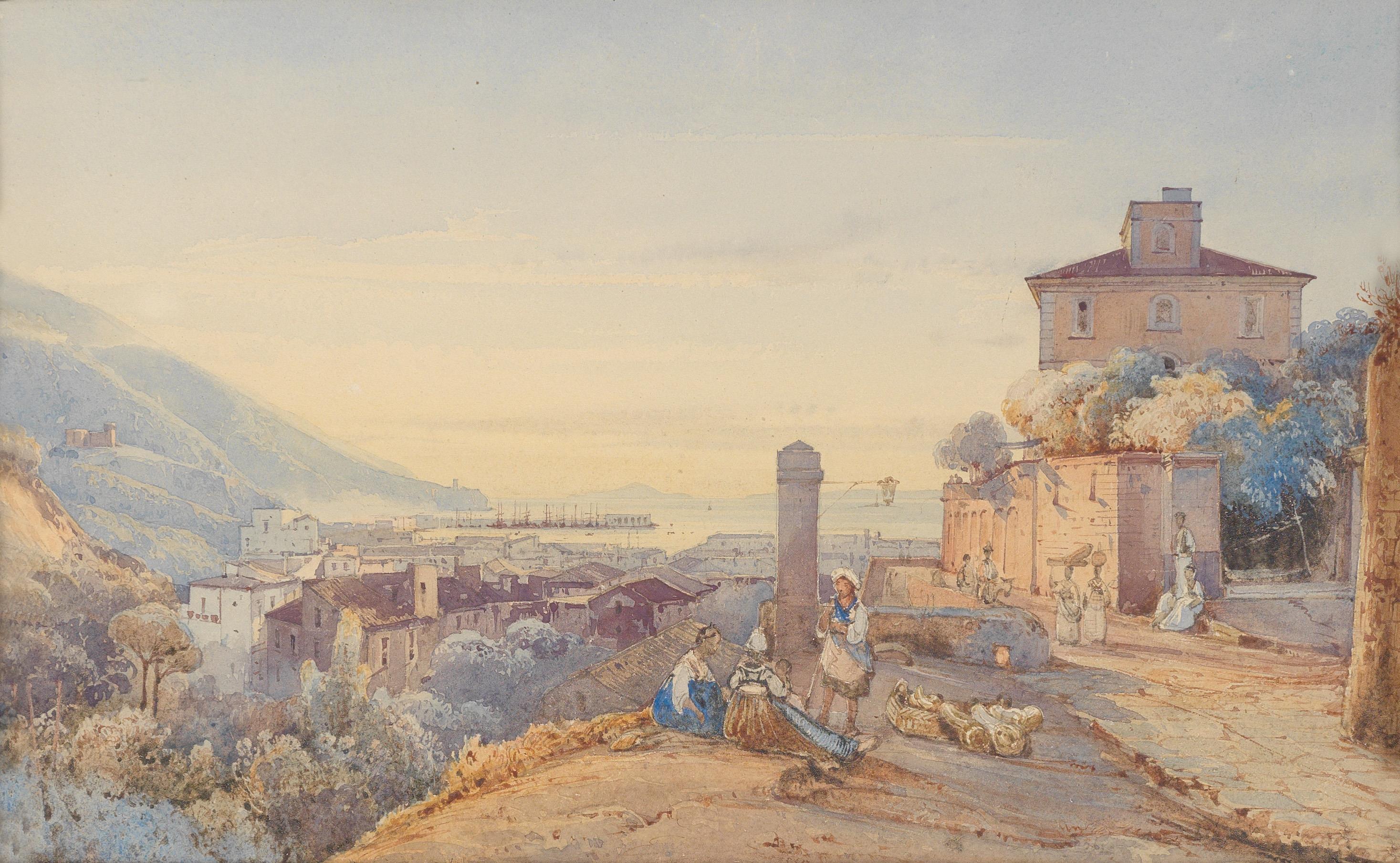 Veduta di Castellammare